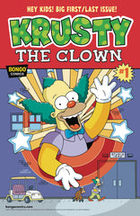 Krusty the Clown (2017 One-Shot)