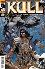 Kull (2008 mini-series) #1-6 [SET] — Volume 01: The Shadow Kingdom