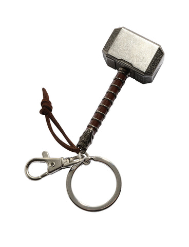 "Keyring – Thor; Ragnarok (Film) – ""Thor Hammer"" Pewter Keyring (Previews Exclusive)"