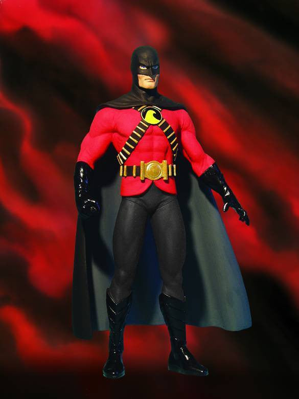 "Kingdom Come Wave 2 – Red Robin 6"" Figure"