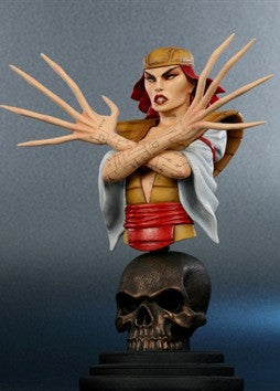 X-Men – Lady Deathstrike Bust (Bowen Designs Web Exclusive)