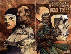 Lansdale and Truman's Dead Folks (2003 mini-series) #1-3 [SET] — On the Far Side of the Cadillac Desert (All Wrap Covers)