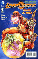 Larfleeze (2013 series) #01-6 [SET] — Volume 01: Revolt of The Orange Lanter Corps