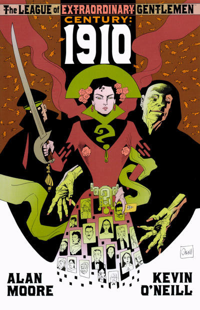 League of Extraordinary Gentlemen (2009 mini-series) #1-3 [SET] — Volume 03: Century