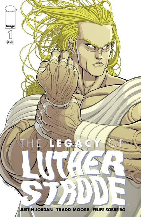 Luther Strode (2015 mini-series) #1-6 [SET] — Volume 03: The Legacy of Luther Strode
