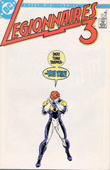Legionnaires 3 (1986 mini-series) #1-4 [SET] — Future Shock