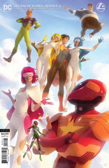 Legion of Super-Heroes (2019 series) #01-9 [SET] — Volume 01: Long Live the Legion! (All Variant Covers)