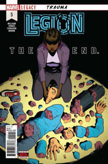 Legion (2018 mini-series) #1-5 [SET] — Volume 01: Trauma