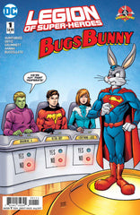 DC Comics Meets Looney Tunes (2017 One-Shots) #1 (A Multi-Title Crossover) [SET] — Volume 01:  Crossing Over (All Regular Covers)