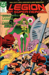 Legion of Super-Heroes (1984 series) #18-21 [SET] — Volume 05: The Sun Eater