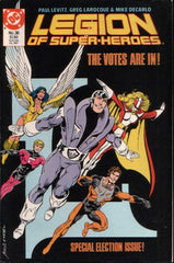 Legion of Super-Heroes (1984 series) #32-36 [SET] — Volume 08: The Universo Project