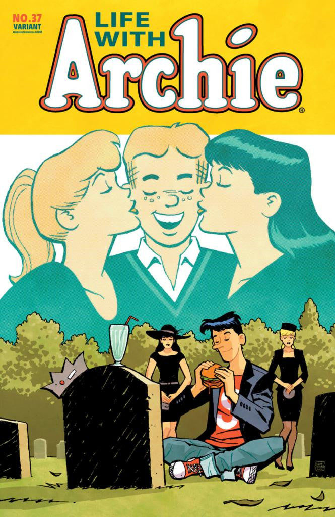 Life With Archie (2010 Series) #37 (Variant Cover - Cliff Chiang)