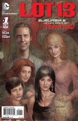 Lot 13 (2012 mini-series) #1-5 [SET] — Suburban Horror