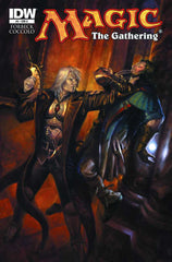 Magic: The Gathering (2012 mini-series) #1-4 [SET] — Volume 02: The Spell Thief