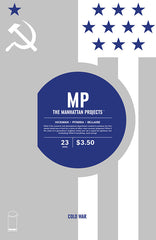 Manhattan Projects (2012 series) #21-25 [SET] — Volume 05: The Cold War