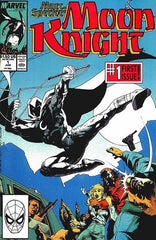 Moon Knight (1989 series) #01-3 [SET] — Volume 01 (A): New Moon