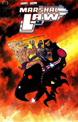 Marshal Law (1987 mini-series) #1-6 + Crime & Punihment [SET] — Volume 01: Fear and Loathing