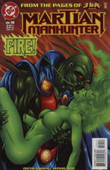 Martian Manhunter (1998 series) #10-17 + #1,000,000 [SET] — Volume 02: The Rings of Saturn