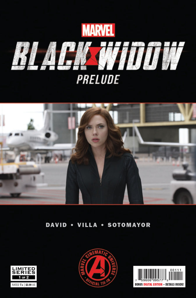 Marvel Cinematic Universe: Black Widow Prelude (2019 mini-series) #1 (of 2)