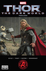 Marvel Cinematic Universe — Thor II; The Dark World (2013 mini-series) #1-2 [SET] — The Official Movie Prelude