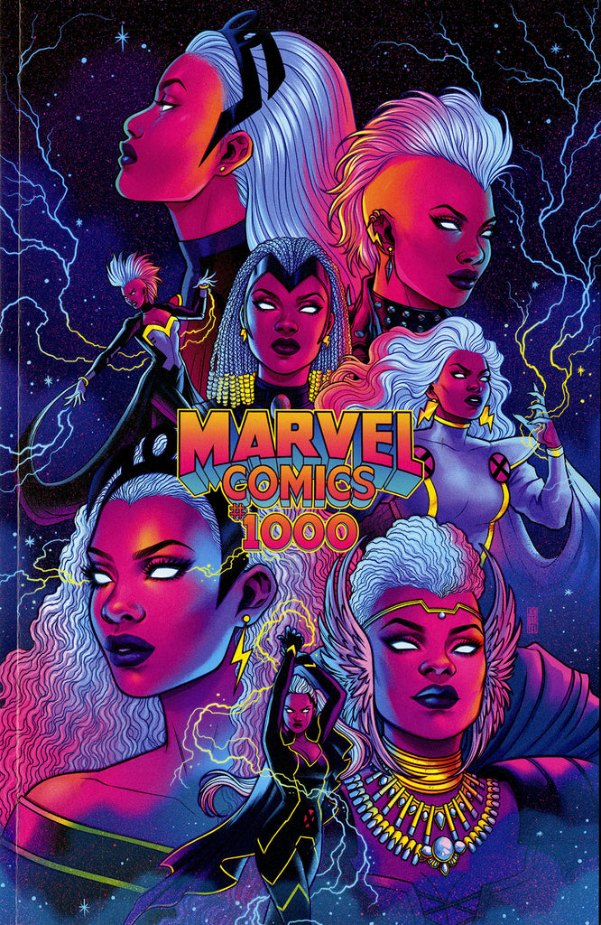 "Marvel Comics (2019 mini-series) #1-2 [SET] — The Eternity Mask (Variant Incentive Covers - ""Artist"" B)"