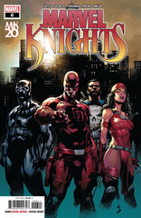 Marvel Knights 20th (2018 mini-series) #1-8 [SET] — The Persistence of Memory (All Regular Covers)