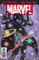 Marvel Universe: The End (2003 mini-series) #1-6 [SET] — Predestined for Extinction