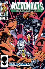 Micronauts; The New Voyages (1984 series) #11-20 [SET] — Volume 02: To Meet The Maker!