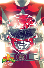 Mighty Morphin Power Rangers (2015 series) #00-4 [SET] — Volume 01: The Green Ranger, Year One (R) (All Regular Covers)