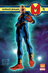 Miracleman (2014 series) #01-4 [SET] — Book 01: A Dream of Flying