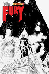 "Miss Fury (2013 series) #01-6 [SET] — Volume 01: Anger is an Energy (All Variant Incentive ""B"" Covers)"