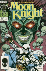 Moon Knight (1985 mini-series) #1-6 [SET] — The Fist of Konshu