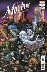 Morbius; The Living Vampire (2019 series) #1-5 [SET] — Volume 01:  The Monstrosity of Morbius (All Variant Connecting Covers)