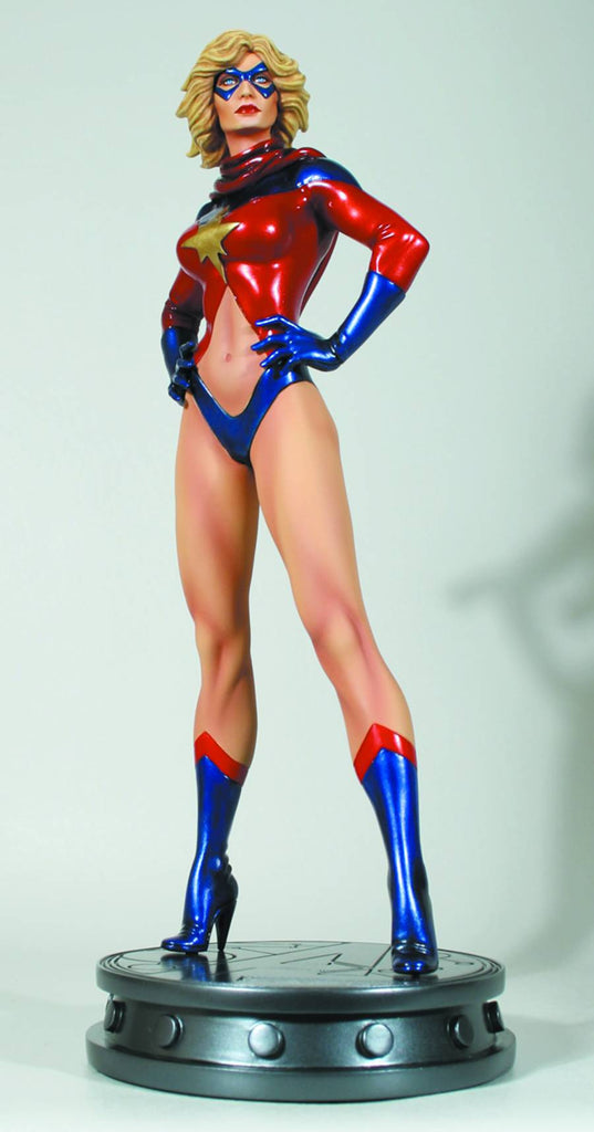 Ms. Marvel Full-Size Statue (1970's Version)