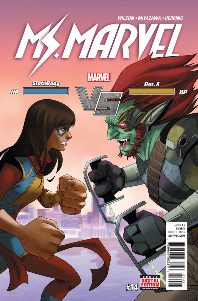 Ms. Marvel (2015 Series) #14