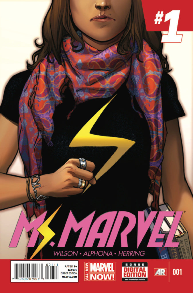 Ms. Marvel (2014 series) #01-5 +ANMN.1 [SET] — Volume 01: No Normal