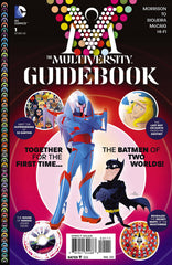 Multiversity (2014 mini-series) #1-2 + Crossovers [SET] — The House of Heroes (All Regular Covers)