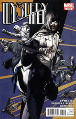 Mystery Men (2011 mini-series) #1-5 [SET] — The First Heroes