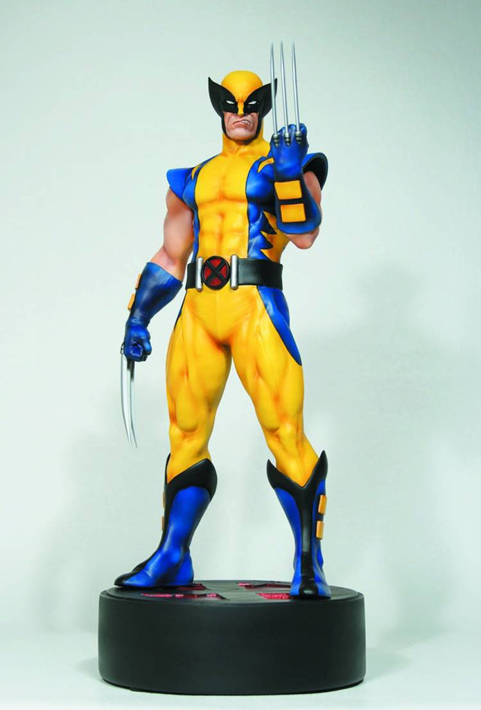 X-Men – Wolverine – Full-Size Statue (Astonishing Wolverine Version)