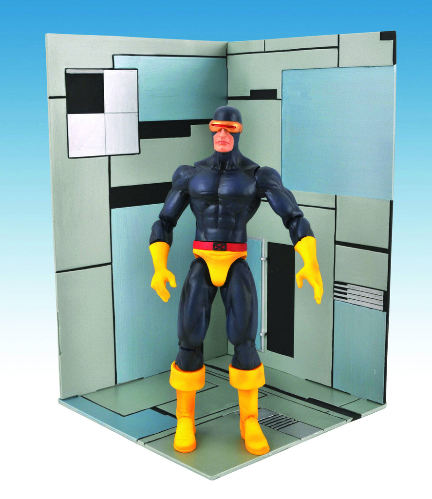 "Marvel Select – X-Men: Cyclops 7"" Figure with Base"