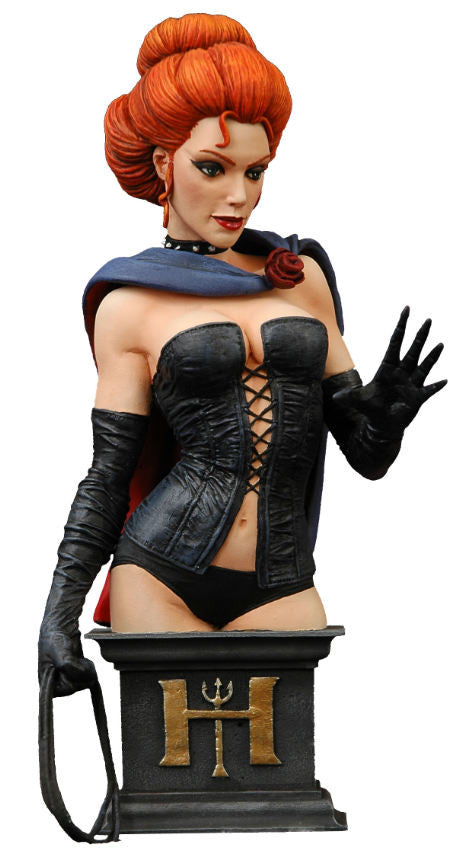 Marvel Universe – Black Queen (Jean Grey) Bust (SDCC 2005 Exclusive)
