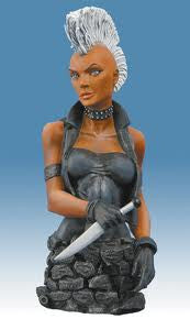 "Marvel Universe – Storm (Variant ""Punk"" Mohawk Version) Bust (SDCC 2006 Exclusive)"