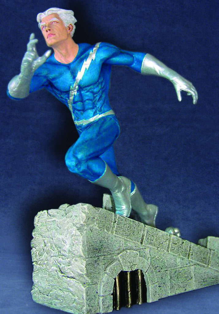 Avengers & Adversaries – Quicksilver Medium-Size Statue