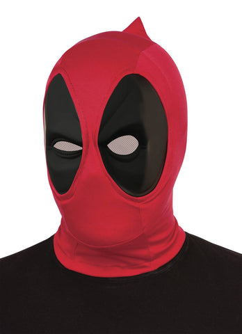 "Deadpool – Adult Deluxe Mask – Plus ""Speech Bubbles"" – Box Set (Previews Exclusive)"