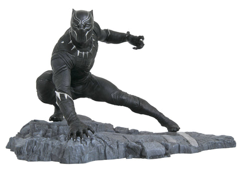 "Marvel Gallery – Captain America: Civil War (Film) – Black Panther 9"" PVC Diorama Statue"