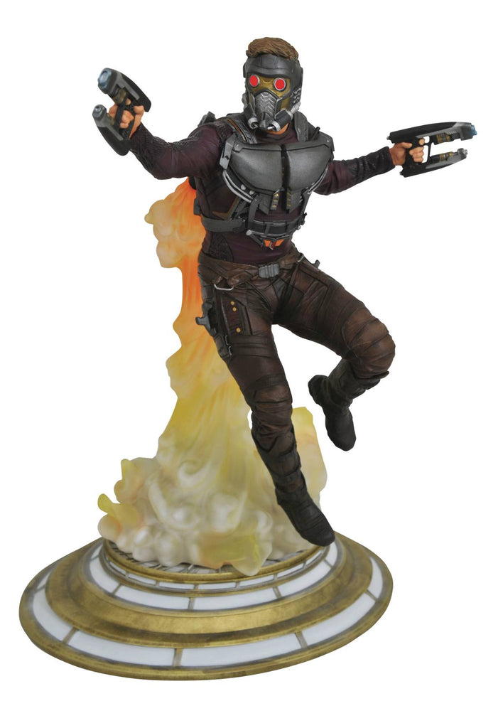 "Marvel Gallery – Guardians of the Galaxy Vol. 2 (Film) – Star-Lord & his Jet-Pack 11"" PVC Diorama Statue"