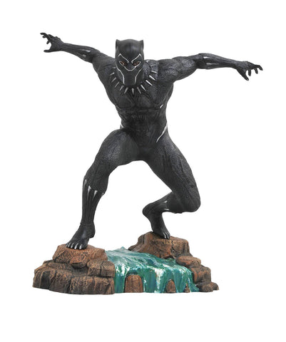 "Marvel Gallery – Black Panther (Film) – Black Panther 9"" PVC Diorama Statue"
