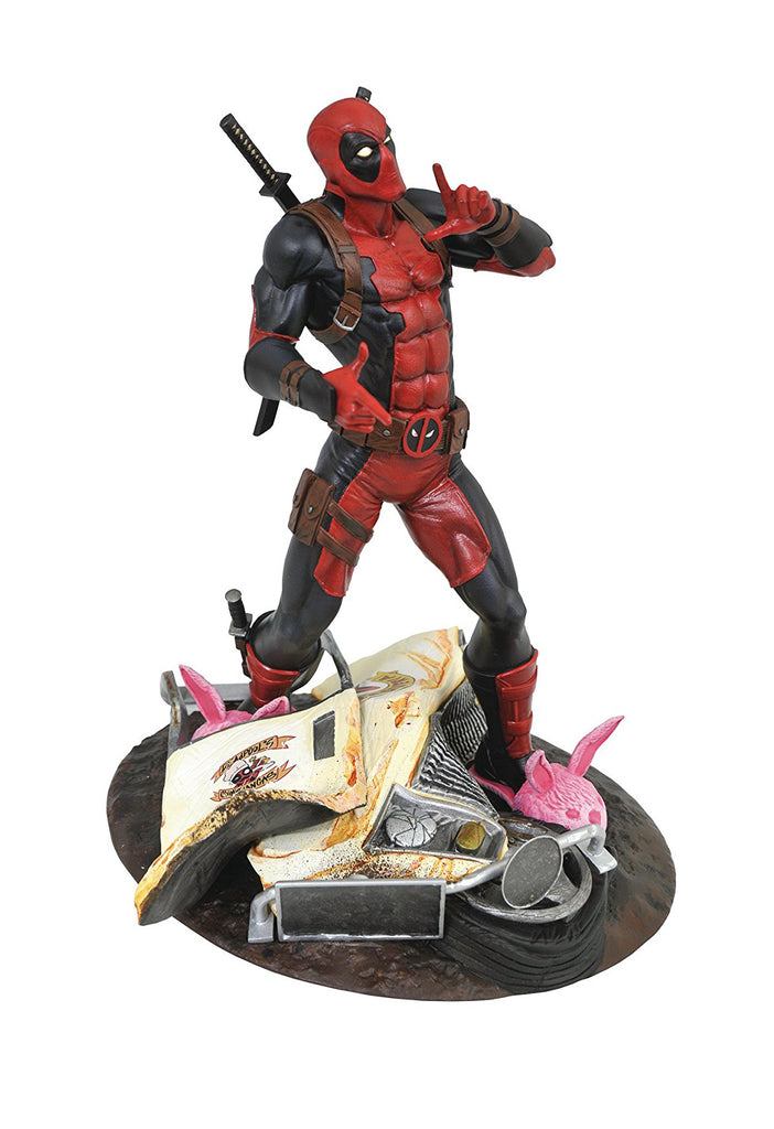 "Marvel Gallery – Deadpool – Variant ""Taco Truck"" Version 10"" PVC Statue"