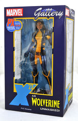 "Marvel Gallery – X-23, the All-New Wolverine 11"" PVC Statue (SDCC 2018 Exclusive ""Unmasked"" Version)"