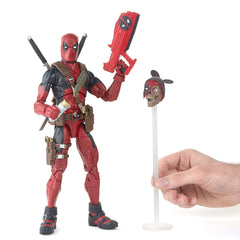 "Marvel Legends 12-Inch Deluxe Series – Deadpool 12"" Figure Box Set"
